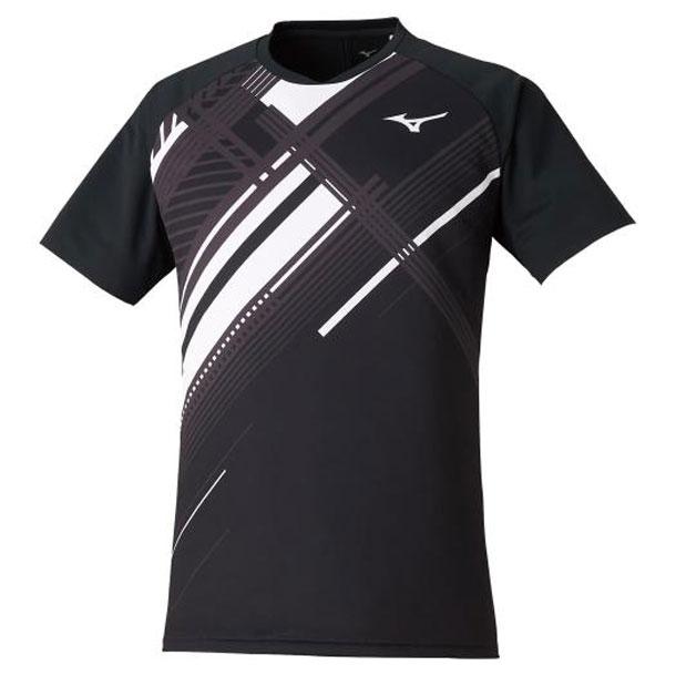 MIZUNO 62ja050309 ミズノ テニスウエア ゲームシャツ ラケットスポーツ テニス/ソフトテニス ウエア ゲームウエア 62JA0503