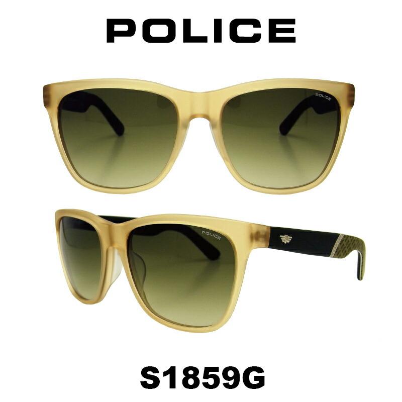 ae5afa0ded56 メンズ ネイマール S1859G 722 (ポリス) POLICE 国内正規品 ポリス サングラス 着用グローバルモデル