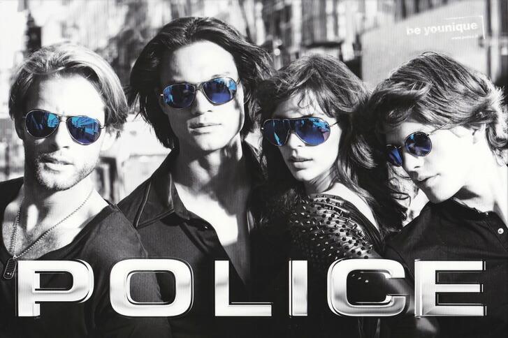 POLICE SUNGLASS
