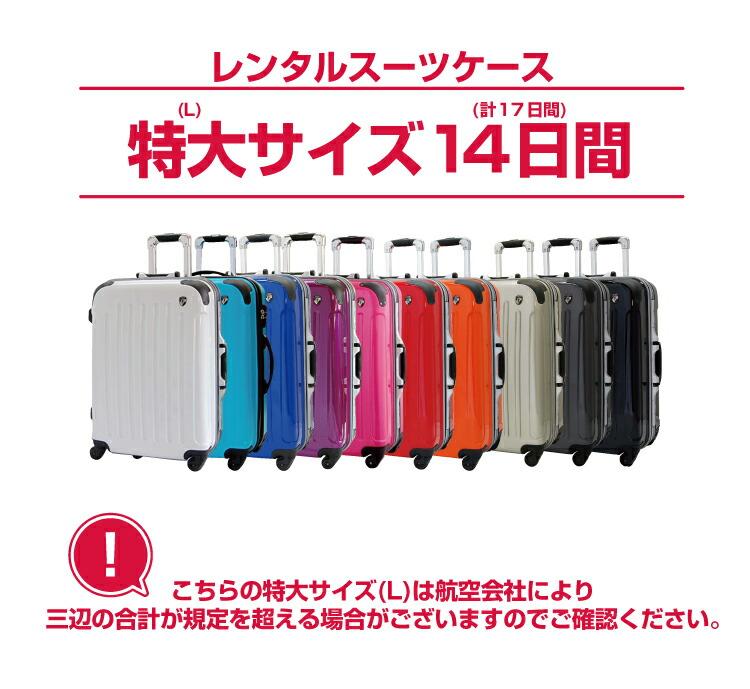 スーツケース悩み