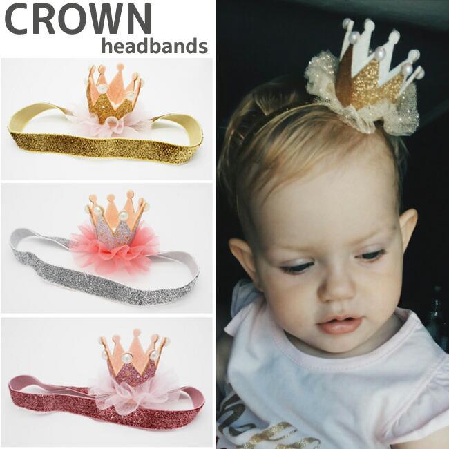 Baby Crown Hair Accessories