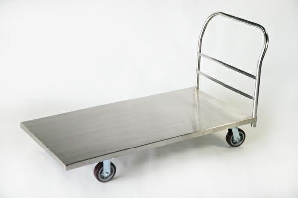 平台車 大型台車 ステンレス台車 重量台車 耐荷重1000kg 業務用