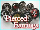 【PIERCED EARRINGS】
