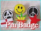 【Pin Badge】