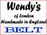 【WENDY's BELT】