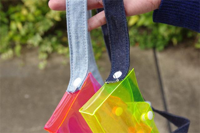 kiko+ wakka キコ ワッカ 木のおもちゃ バッグカラー:YELLOW/PINK