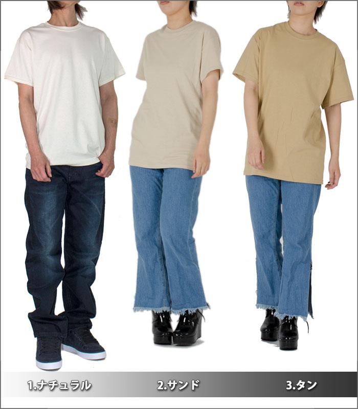 USAモデル GILDAN ギルダン 半袖Tシャツ レディース メンズ 無地 Ultra Cotton 6.0oz 2000 ヘビーウェイト 綿100% 大きいサイズ ヒップホップ ダンス ストリート 黒 ブラック 赤 グレー ネイビー ホワイト 白