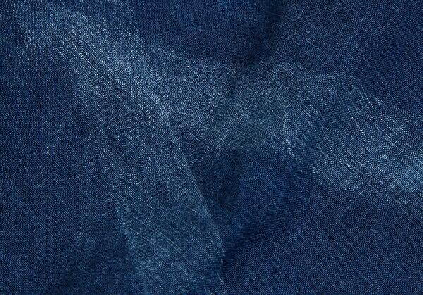 新品!ヨウジヤマモト ファムYohji Yamamoto FEMME インディゴ染めマントドレス 紺1