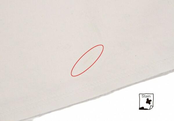 コムデギャルソンCOMME des GARCONS ニット貼り付けノースリーブワンピース 生成り杢グレーM