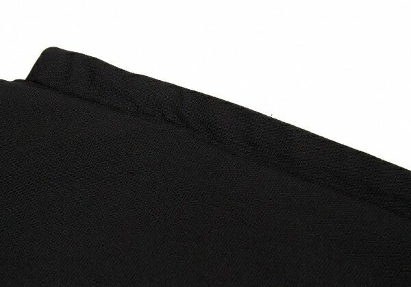 コムデギャルソンCOMME des GARCONS ポリ製品染め二次元ジャケット 黒M