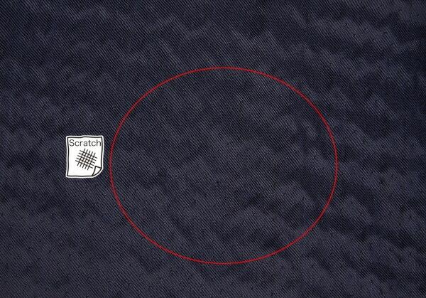 ヨウジヤマモト プールオム Yohji Yamamoto POUR HOMME レーヨンポリ3B艶ジャケット 紺M