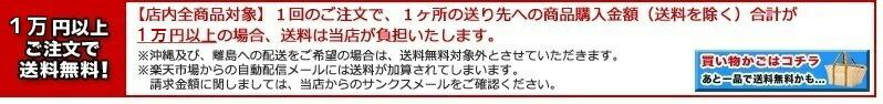 1万円以上ご注文で送料無料!