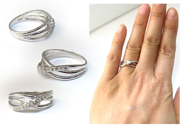 婚約指輪:K18ゴールド:ダイヤモンドリング:エンゲージリング