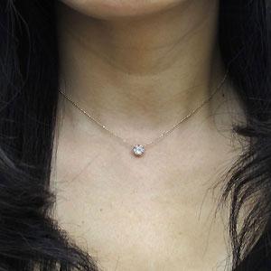 ダイヤモンド,ネックレス,ペンダント
