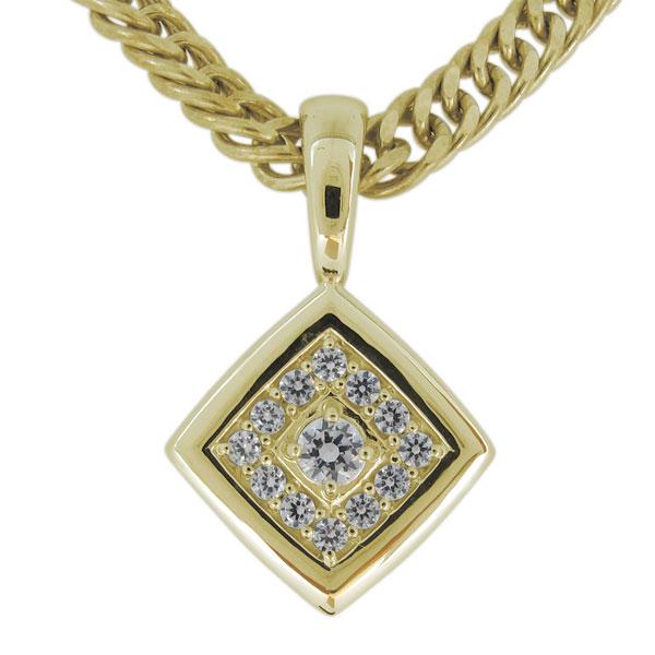 メンズペンダント ダイヤモンド
