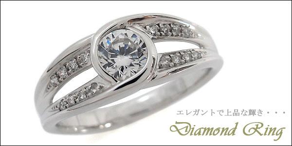 4月誕生石,ダイヤモンド,リング