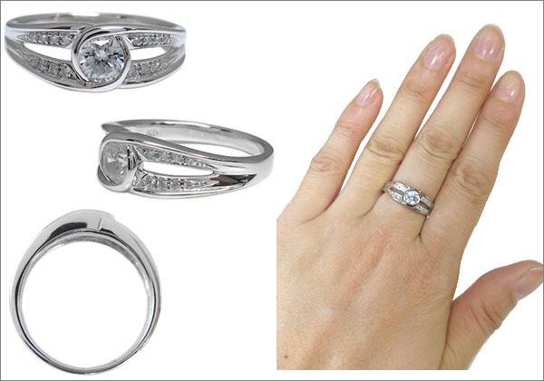 プラチナ,リング,指輪