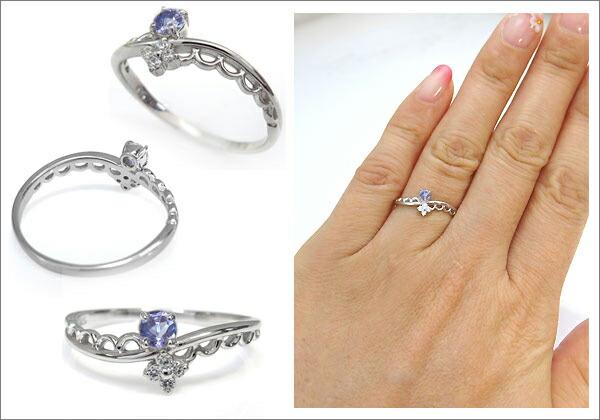 上品,華奢,指輪