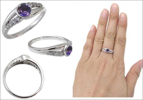 誕生石 指輪