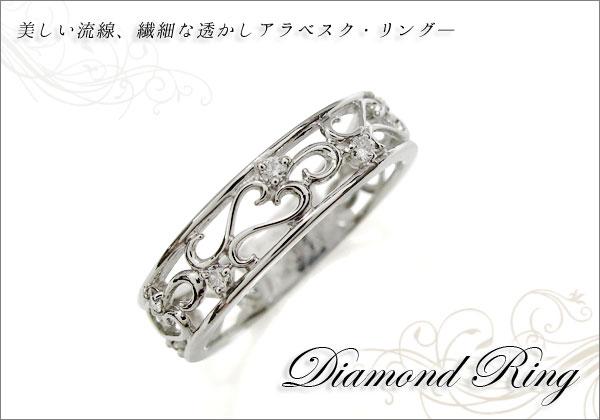 結婚10周年 ダイヤモンドリング