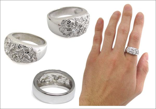 メンズ 指輪