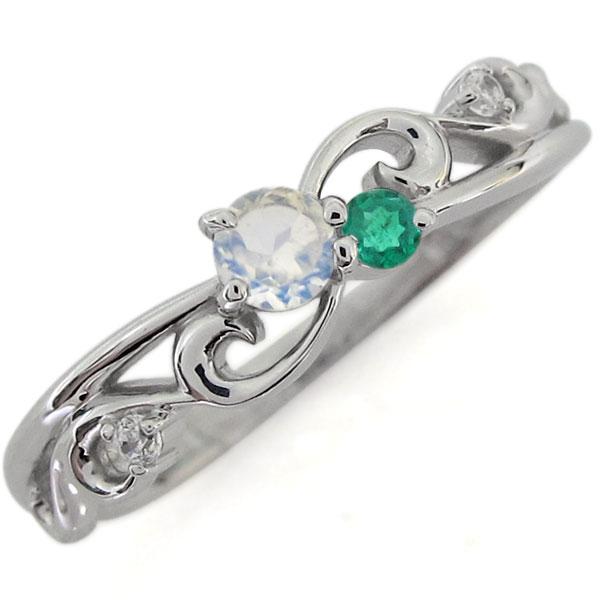 唐草 アラベスク 指輪