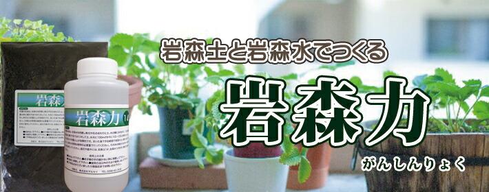 生体エネルギー応用商品「岩森力」