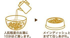 ベジグルメの調理方法
