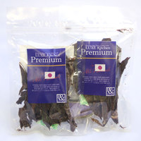 Dried meat of the エゾ deer from Hokkaido