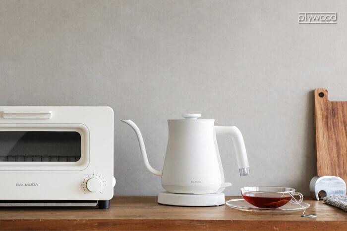 コーヒーの支度用に、保温ができておしゃれな電気ケトルを探しています