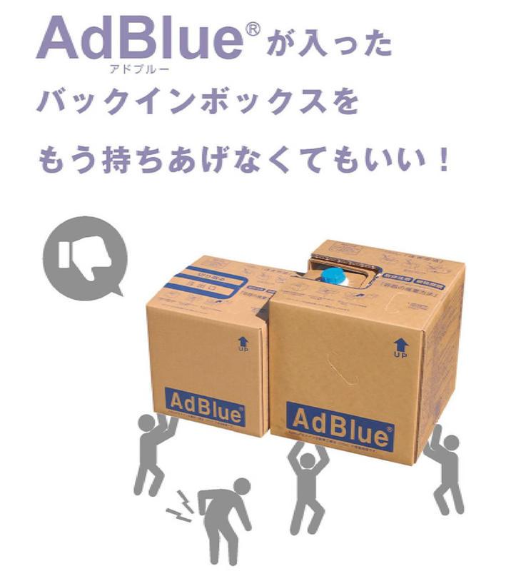 Ad-3 アドブルー用電動ポンプ