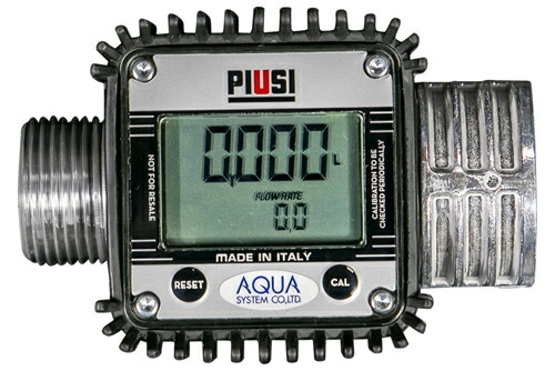 デジタル式流量計 TB-K24-FM