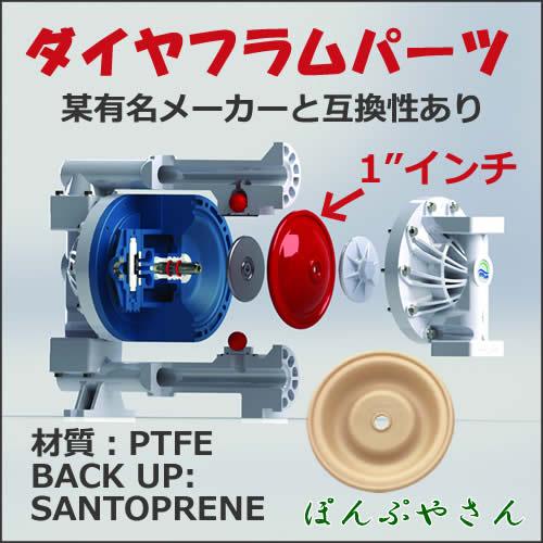 1 PTFE-SANTOPRENE