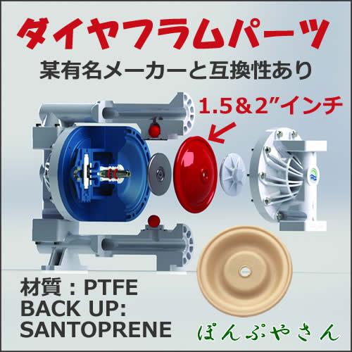 1.5/2 PTFE-SANTOPRENE