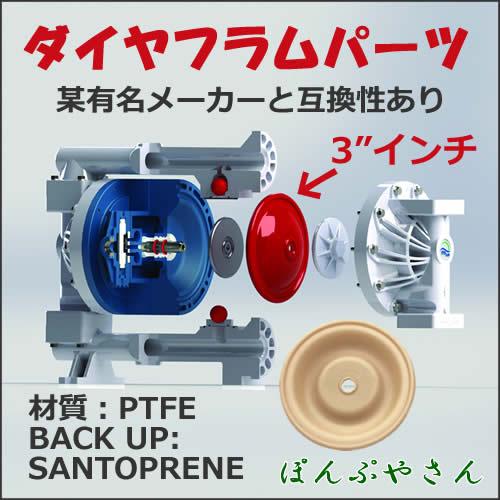 3 PTFE-SANTOPRENE