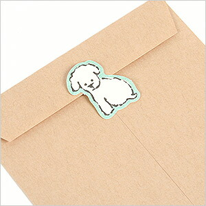 封筒やプレゼントに