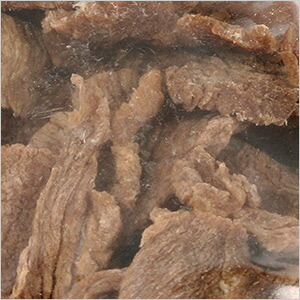栄養価の高い牛肉100%のおやつ