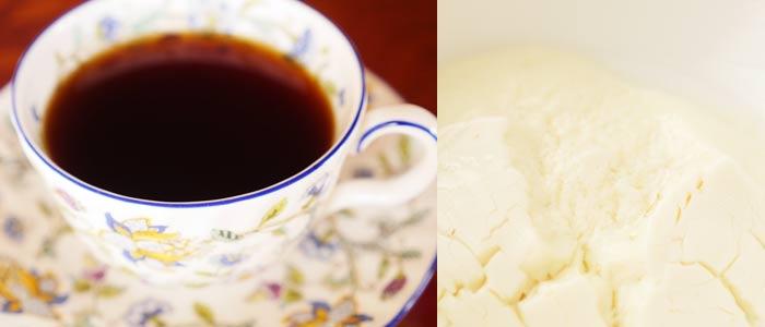 コーヒーやーヨーグルトなどの味を損ないません