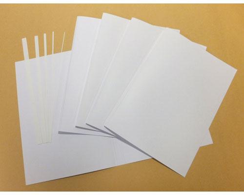 印刷できる製本カバー