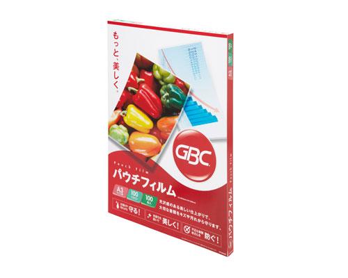 アコ ブランズ ジャパンgbcパウチフィルムa3サイズ 500枚yp100a3r 500