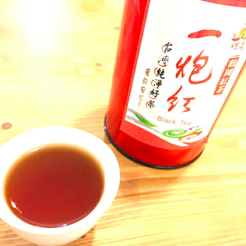 一炮紅,鶴岡紅茶