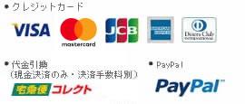 クレジット決済(一括払い・分割・リボ)
