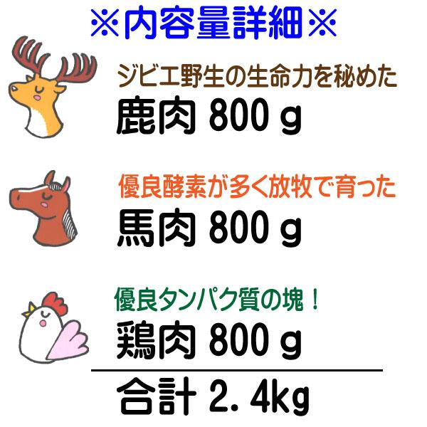 3食ミックス内容
