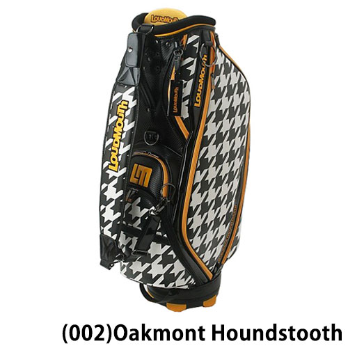 Lm Cb0002 Loudmouth Golf ラウドマウスゴルフ Cad Bag A Showy Only In ラウドマウス