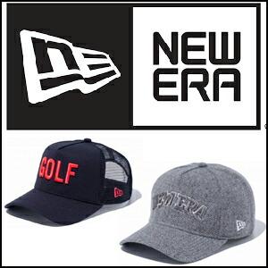 ニューエラ NEW ERA 帽子 キャップ ゴルフ