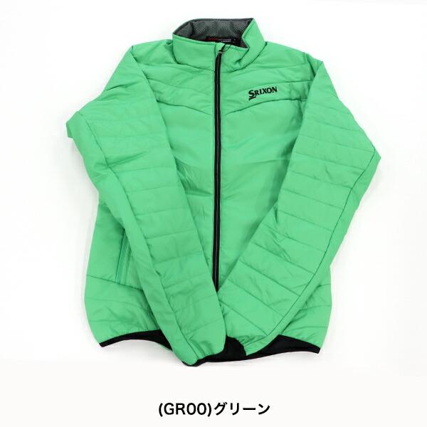 スリクソン メンズ ジャケット 秋冬 ゴルフウェア