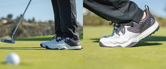 アディダス アディダスゴルフ ゴルフシューズ メンズ スパイクレス 話題 人気 軽量 防水 おしゃれ かっこいい