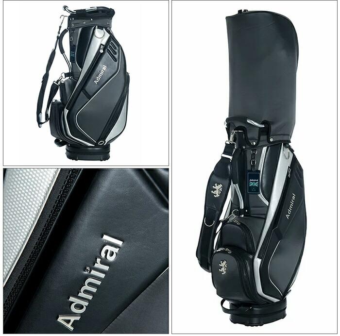 アドミラルゴルフ ユニセックス キャディバッグ キャディーバッグ ゴルフ用品