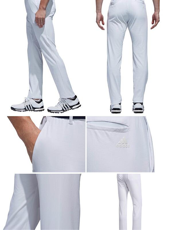 アディダスゴルフ  メンズ ロングパンツ  春夏 ゴルフウェア