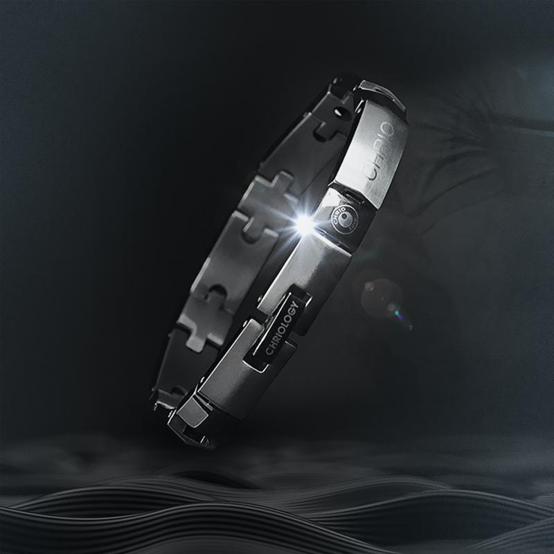 クリオ エクシードブレスレットタングステン イメージ